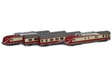 Marklin TEE Diesel railcar passenger set Alpen-See Express 88732_wb