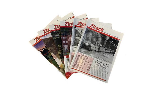 Ztrack Ztrack back issues - 1998 ZTRACK_VOL4_SET