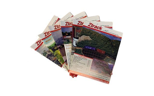 Ztrack Ztrack back issues - 1999 ZTRACK_VOL5_SET