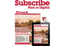 Ztrack Magazine: Canada: One Year Subscription Print