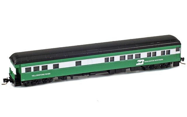 Micro-Trains Modernized heavyweight business car 55600030