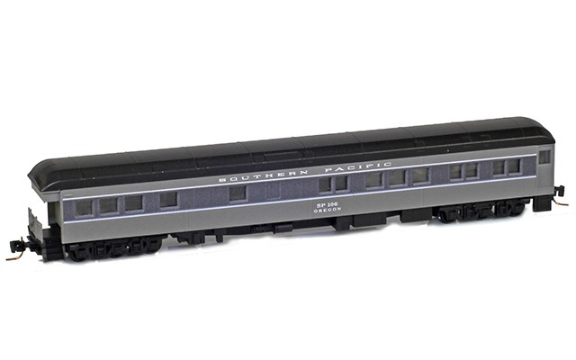 Micro-Trains Modernized heavyweight business car 55600070