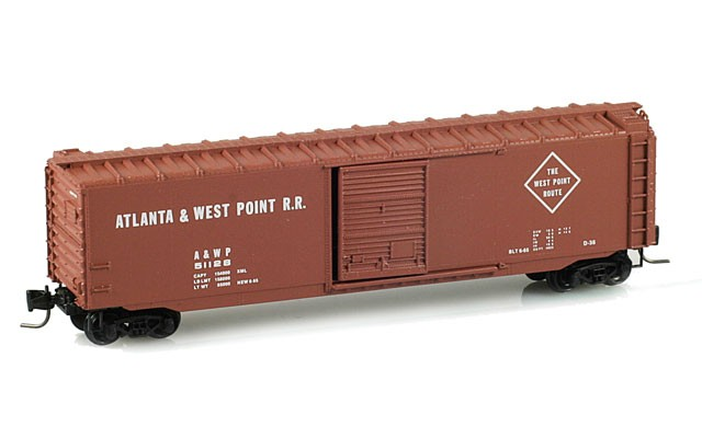 Micro-Trains 50' Standard Boxcar 13509-2