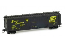 Micro-Trains 50' Standard box car with plug door 13611-2