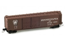 MTL 50' standard box car with double doors