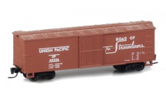 Micro-Trains 40' wood sheathed boxcar 13902-2
