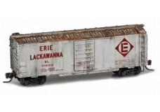 Micro-Trains 40' standard box car with single door 14104-2W