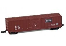 Micro-Trains 50' Ribside Boxcar 14206-1