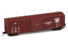 Micro-Trains 50' Ribside Boxcar 14207-2