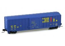 Micro-Trains 50' Ribside Boxcar 14209-2