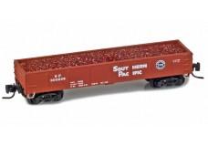 Micro-Trains 40' gondola with load 14310-2B
