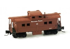 Micro-Trains Center cupola caboose 14711-2