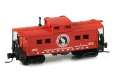 Micro-Trains Caboose 14715-2