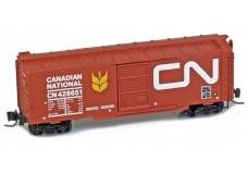 Micro-Trains 40' standard box car with single door 50000590
