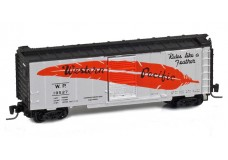 Micro-Trains 40' standard box car with single door 50000650
