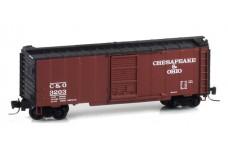 Micro-Trains 40' single door boxcar 50000761