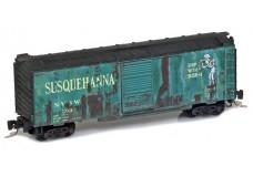 Micro-Trains 40' single door boxcar 50044910