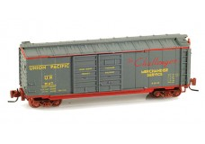 Micro-Trains 40' standard box car with double door 50100191