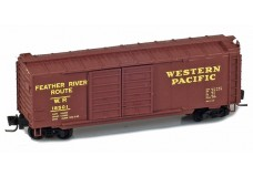 Micro-Trains 40' standard boxcar with double doors 50100210
