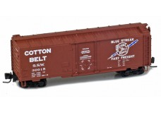 Micro-Trains 40' standard box car with plug door 50200202