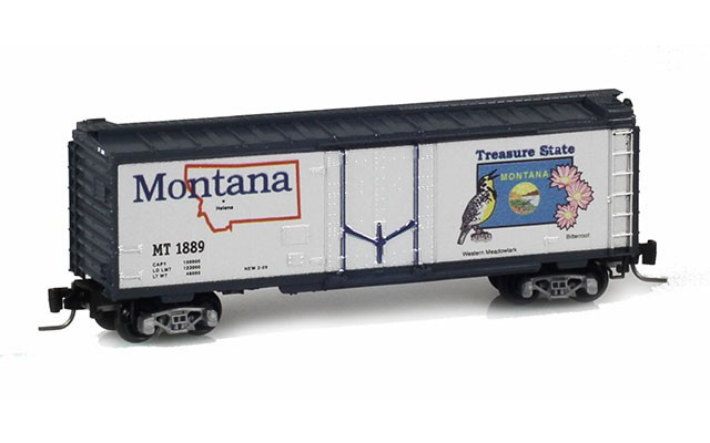 Micro-Trains State Car 50200508