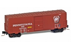 Micro-Trains 40' standard box car with single door no roofwalk 50300232
