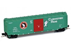 Micro-Trains 50' standard boxcar with single door 50500402