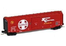 Micro-Trains 50' standard boxcar with single door 50500432
