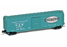 Micro-Trains 50' standard boxcar with single door 50500442