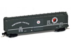 Micro-Trains 50' standard boxcar with single door 50500452