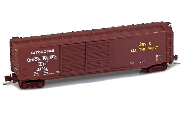 Micro-Trains 50' Double door boxcar 50600290