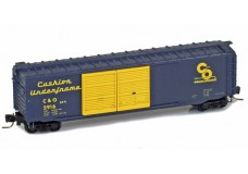 Micro-Trains 50' Double door boxcar 50600392