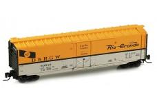 Micro-Trains 50' standard box car with plug door 50700392