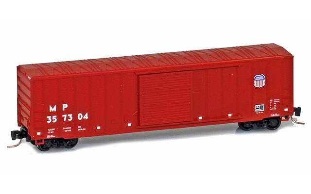 Micro-Trains 50' rib side boxcar 51000451