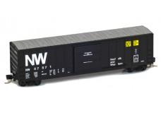 Micro-Trains 50' rib side boxcar 51000481
