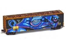 Micro-Trains 50' boxcar 51044018
