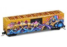 Micro-Trains 50' boxcar 51044229