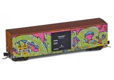 Micro-Trains 50' single door boxcar 51045011