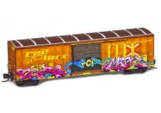 Micro-Trains 50' single door boxcar 51045012