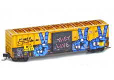 Micro-Trains 50' single door boxcar 51045223