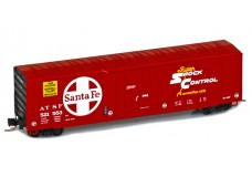Micro-Trains 50' rib side boxcar with plug door 51100271