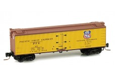 Micro-Trains 40' wood side reefer 51800011