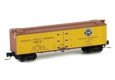 Micro-Trains 40' wood side reefer 51800012