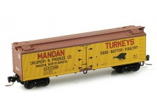 Micro-Trains 40' wood side reefer 51800050