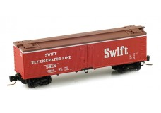 Micro-Trains 40' wood side reefer 51800062