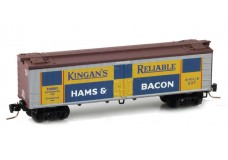 Micro-Trains 40' Wood Side Reefer 51800120