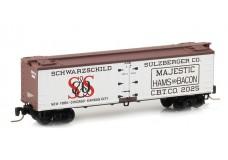 Micro-Trains 40' wood reefer 51800140