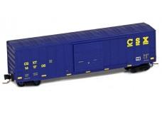 Micro-Trains 50' rib side boxcar 51000432