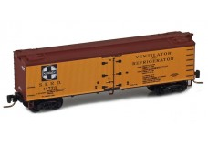 Micro-Trains 40' wood side reefer 51800452