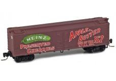 Micro-Trains 40' wood side boxcar 51800460